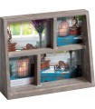 Wooden Photo Frame 4 photos