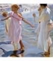 La hora del baño (Sorolla, 1904)