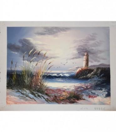 Fotos en lienzo baratos (rectangular)