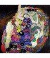 La Virgen o Las  Virgenes - Gustav Klimt