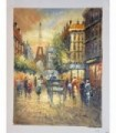 "Parisian ""H. Pascal"" 2 - Oil on canvas"