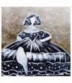 Menina fantasy wengue - silver