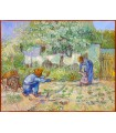 Primeros pasos -Vincent van Gogh