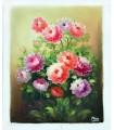 """Bouquet de flores 2 """" Marc"""" - Óleo s/lienzo"""