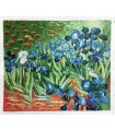 The lilies - post-impressionism - Oil on canvas