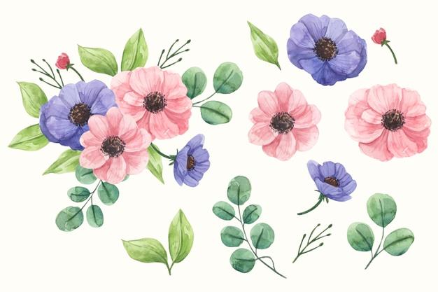 las flores más utilizadas en cuadros de flores al óleo