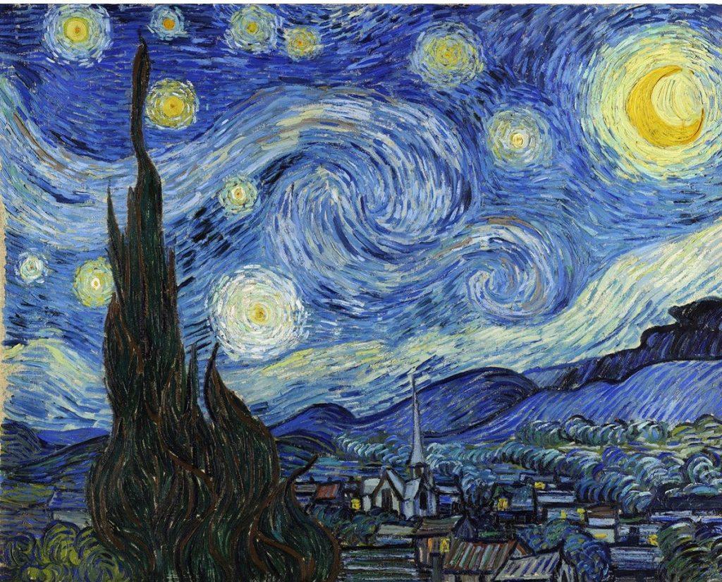 ¿Conoces la historia que hay detrás de 'La Noche Estrellada' de Van Gogh?
